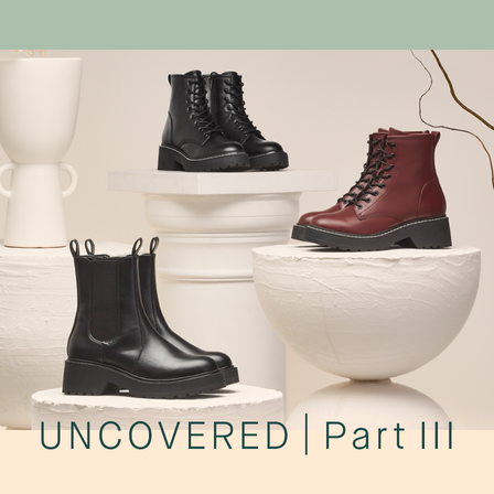 Uncovered | Part III