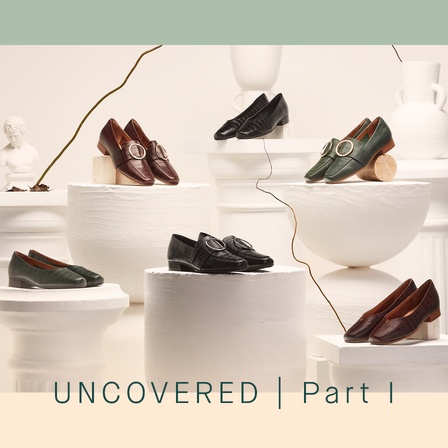 Uncovered | Part I