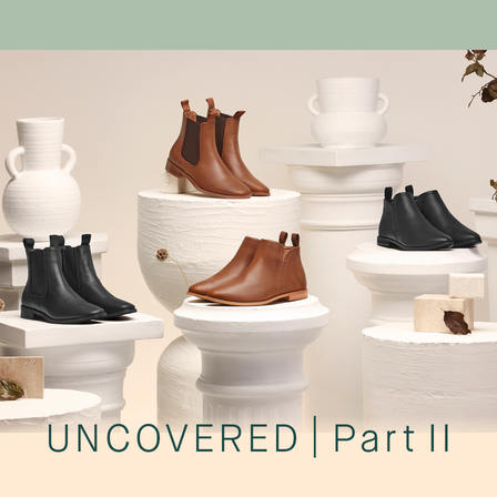 Uncovered | Part II
