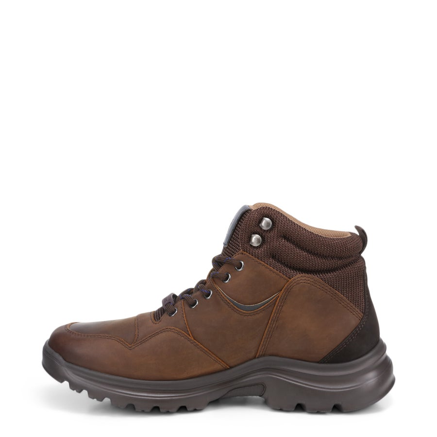 Adventure Leather Boots