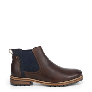 Briggs Leather Chelsea Boots
