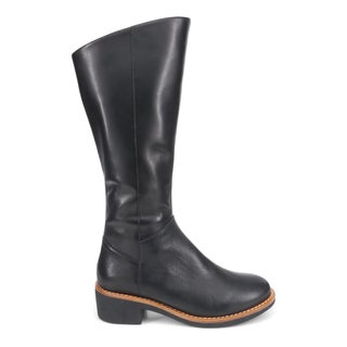 Brittany Leather Knee High Boots