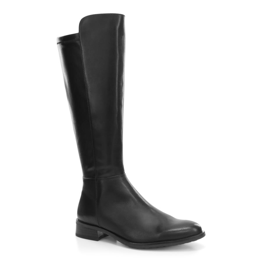 Coronet Leather Knee High Boots