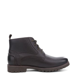 Obliged Leather Ankle Boots